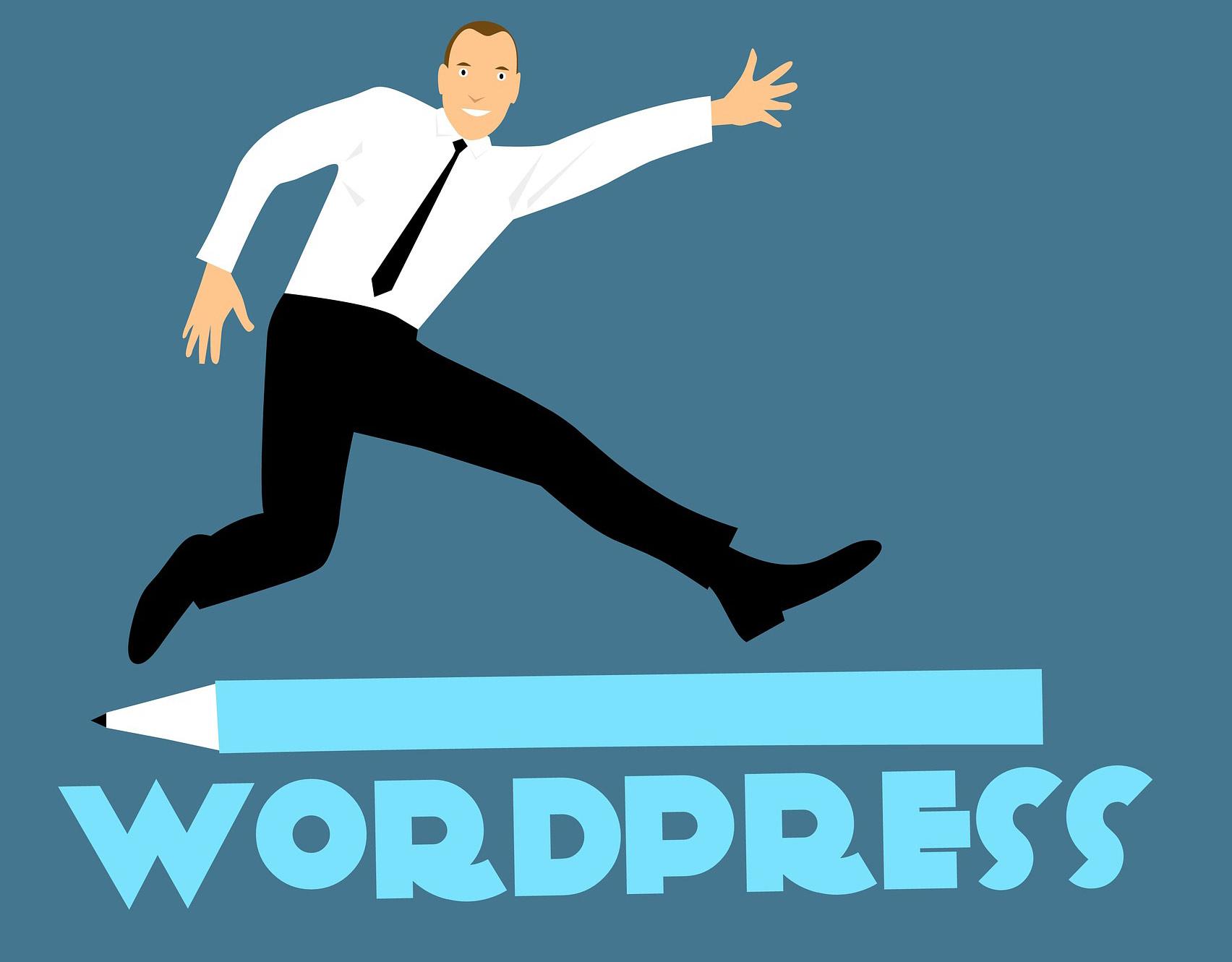 Hvordan lage blogg med WordPress